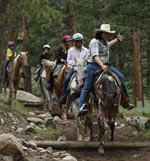 Jackson Stables, YMCA of the Rockies, Estes Park, Colorado